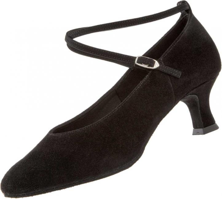 Diamant Standard dámská taneční obuv černá fadafa48ba