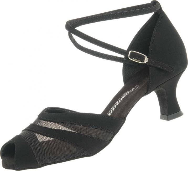 Diamant latina dámská taneční obuv černá 70fdd94046