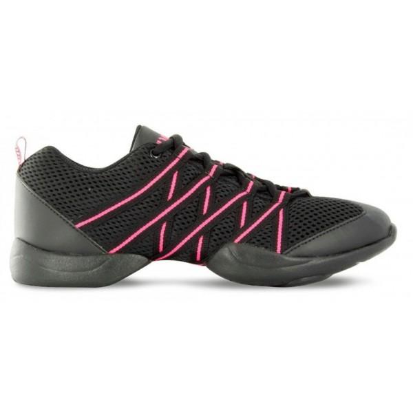 308274dfa68cc Bloch CRISS CROSS sneakers taneční obuv dětská RŮŽOVÁ empty